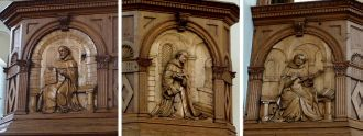 kanzel-theresienkirche-detail